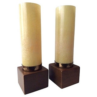 Modeline of California Mid-Century Lamps - A Pair