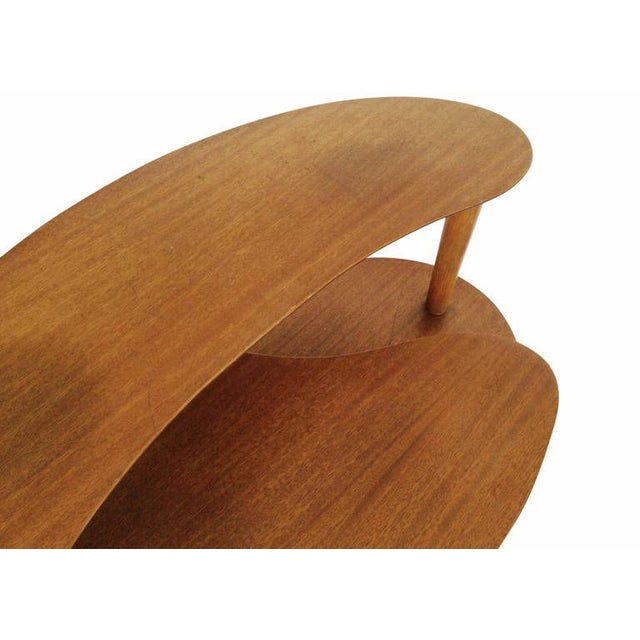 Image of John Keal Brown Saltman Biomorphic 3 Tier Table