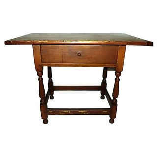 18th-Century Connecticut Tavern Table