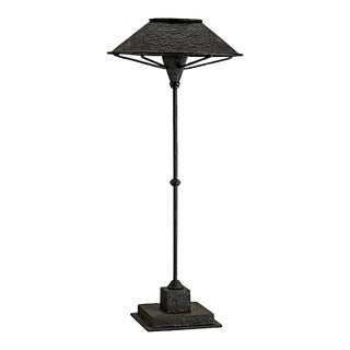 Pair of Library Table Lamps