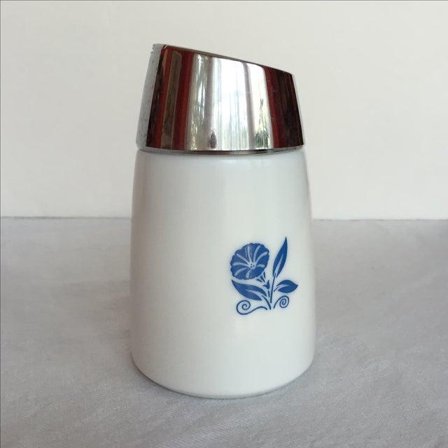 Milk Glass Sugar Dispenser - Image 2 of 11