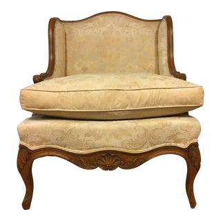 Fortuny French Provincial Upholstered Chair