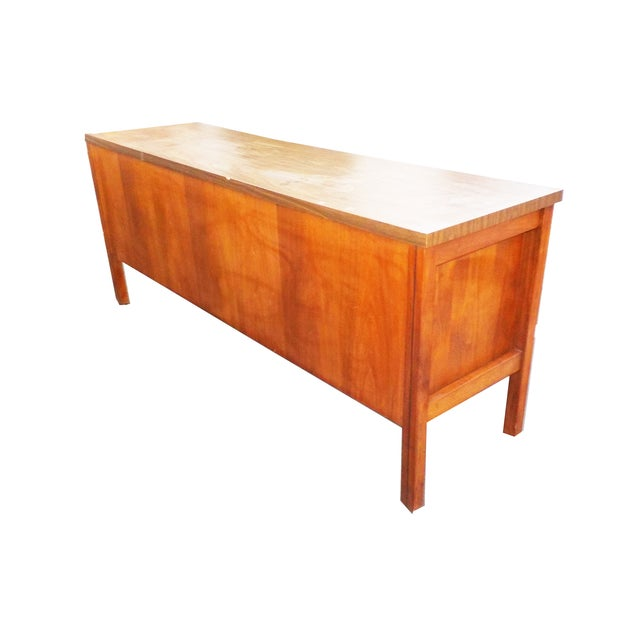 Mid Century Modern Wood Credenza - Image 5 of 6