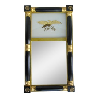 Federal-Style Eagle Crest Mirror