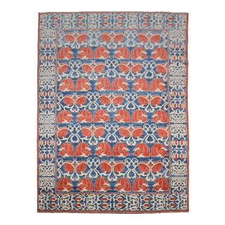 """Aara Rugs Inc. Hand Knotted Oushak Rug - 8'4"""" X 12'4"""""""