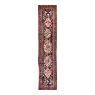 "Apadana - Vintage Persian Rug, 3'3"" x 15'4"""