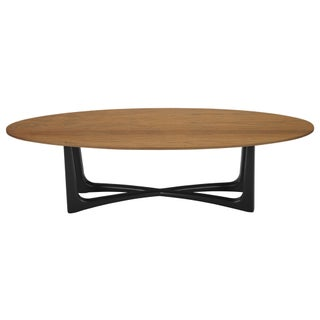 Selamat Designs Soren Gray WashCoffee Table Teak