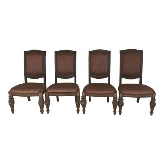 Steve Silver Antoinette Dining Chairs - Set of 4