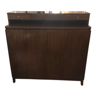 Paul McCobb Calvin Mid-Century Gentleman's Chest of Drawers