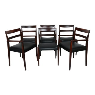 Nils Jonsson for Troeds Dining Chairs - Set of 6
