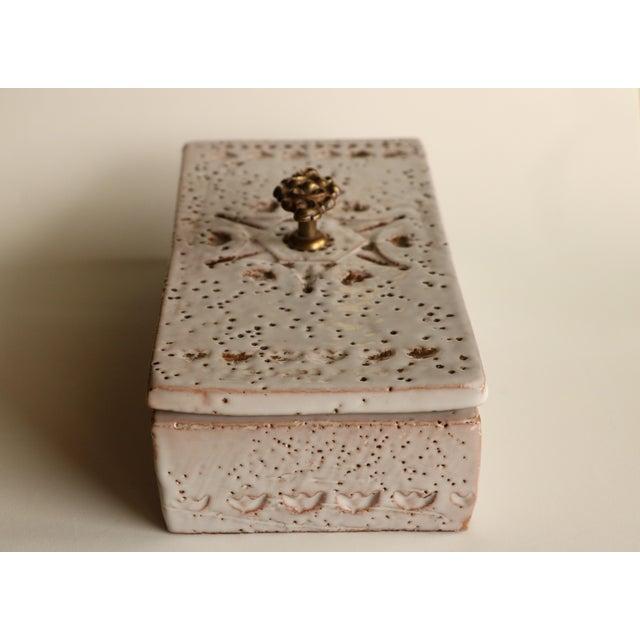 Raymor Italian Art Pottery Box - Image 4 of 7