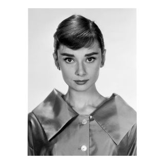 Audrey Hepburn circa 1957