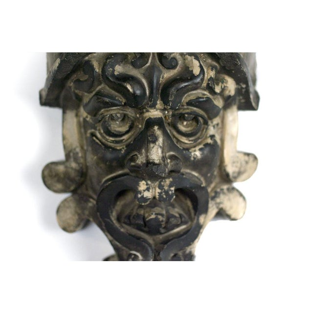 Pre-Columbian Style Terra Cotta Mask - Image 3 of 4