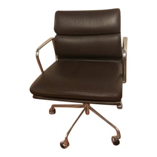 Eames Herman Miller Soft Pad Management Chair
