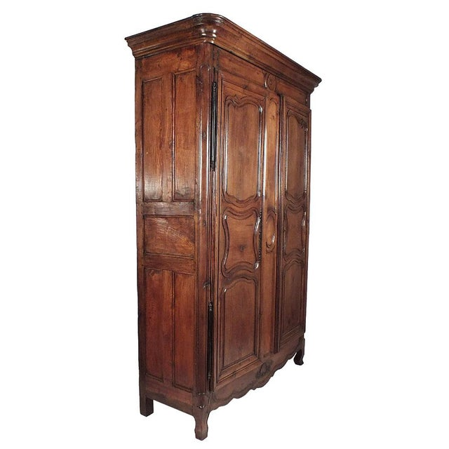 Image of French Traditoinal Louis XV Armoire