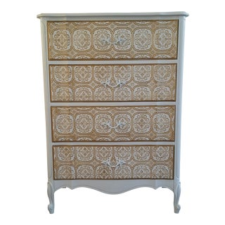Dixie French Provincial Chest