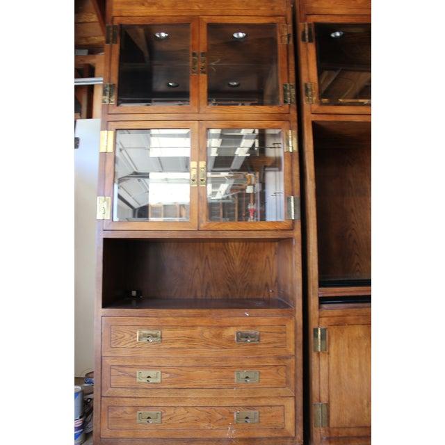 Image of Henredon Scene 1 Campaign Cabinets