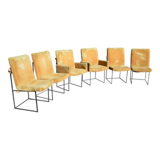 Milo Baughman for Thayer Coggin Dining Chairs- S/6