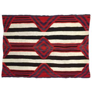 Navajo 3rd Phase Chiefs Blanket, circa 1890