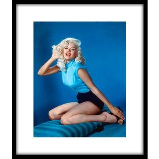 1959 Wallace Seawell Jayne Mansfield Portrait (Framed)