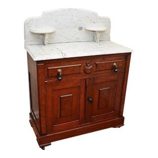 Eastlake Style Victorian Dry Sink