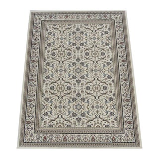 Herati Traditional Ivory Rug - 8' X 11'