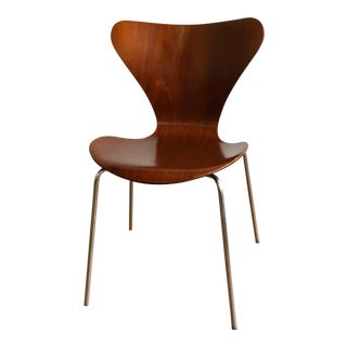 Vintage Arne Jacobsen for Fritz Hansen Series 7 Chair