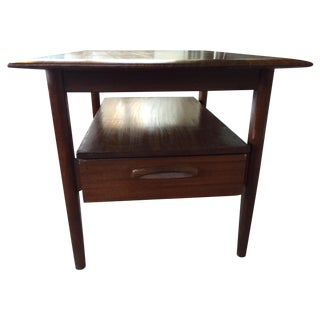Solid Mahogany Coffee or Side Table
