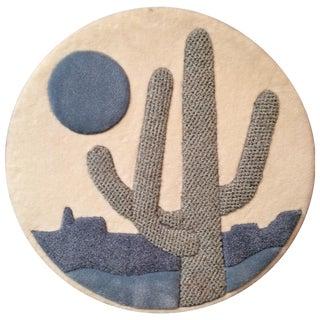 Saguaro Carpet Wallhanging