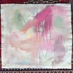 """Image of """"Krakatoa"""" Abstract Expressionist Painting by Trixie Pitts"""