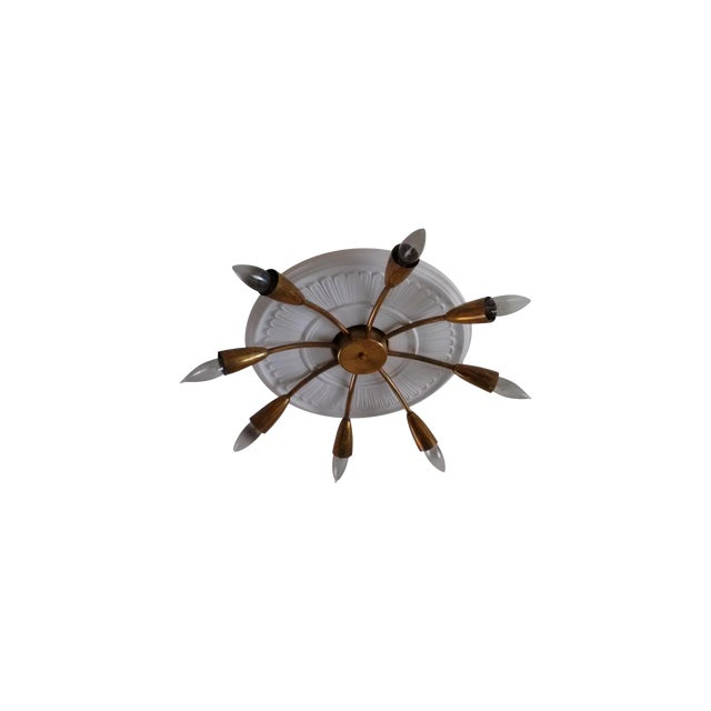 Sputnik Flush Mount - Image 1 of 5