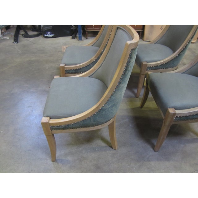 Empire Dining Chairs - Set of 4 - Image 3 of 7