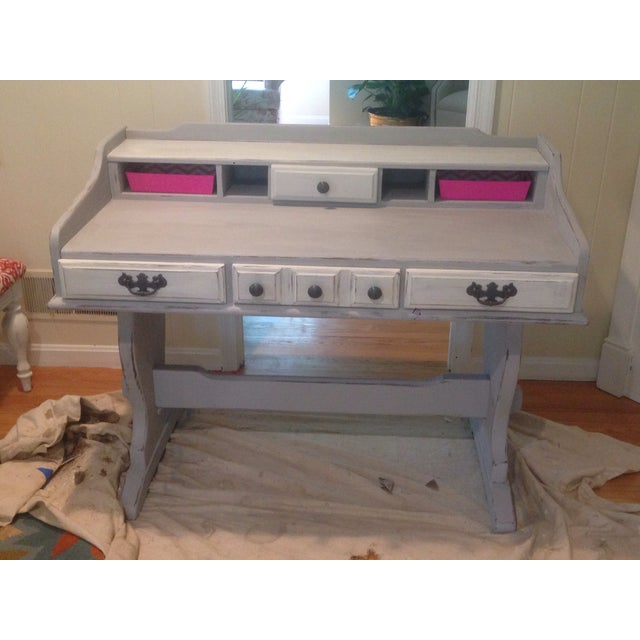 Antique Young Hinkle Desk - Image 3 of 9