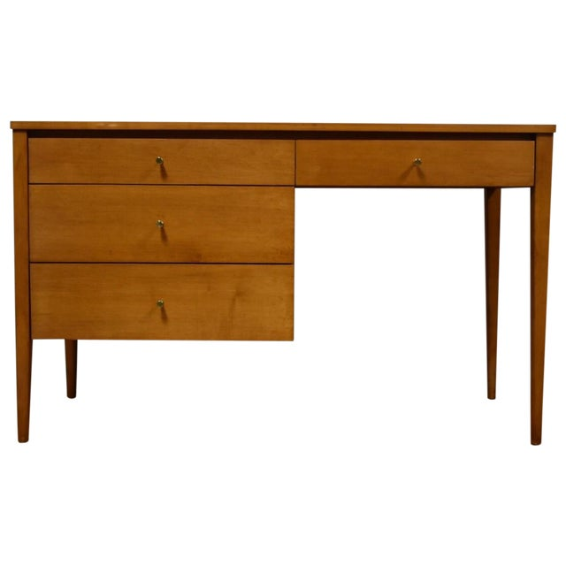 Image of Paul McCobb Planner Group Maple Desk