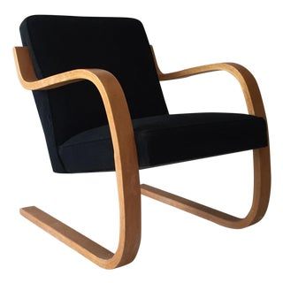 Alvar Aalto Early Model 402 Lounge Chair