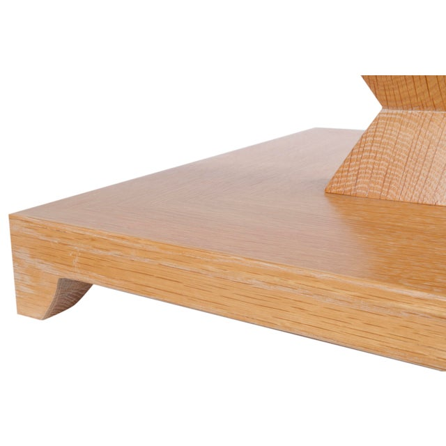 Donghia Zig Zag End Table - Image 4 of 4