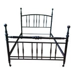 Image of Vintage Iron Bed