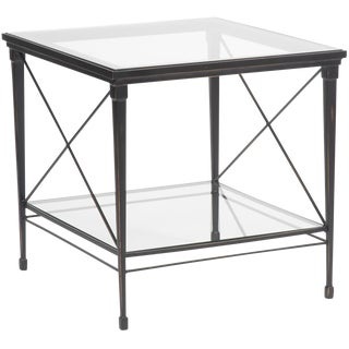 Vanguard Modern Hardin Lamp Table