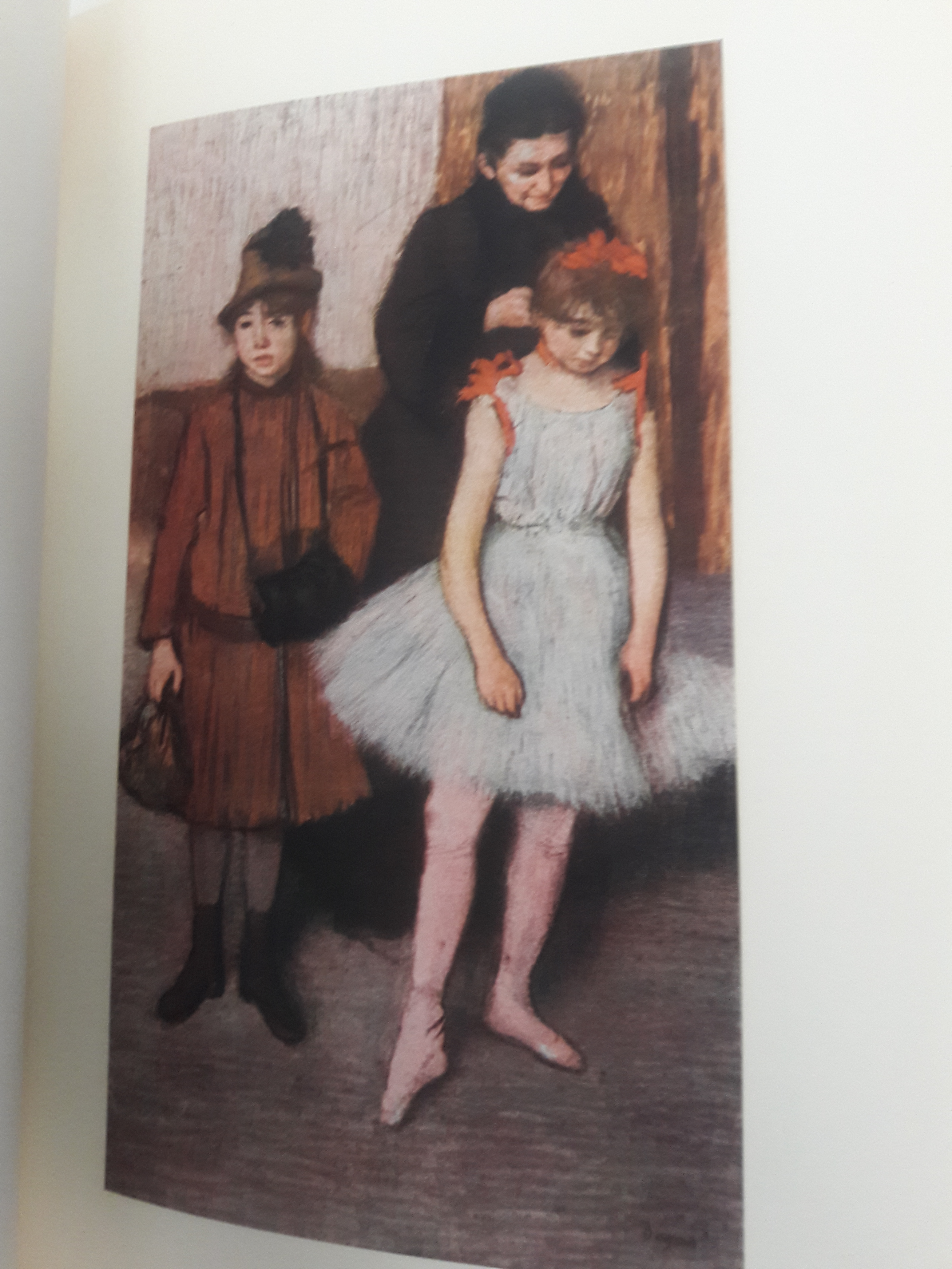 Degas Art Book By Abrams Chairish