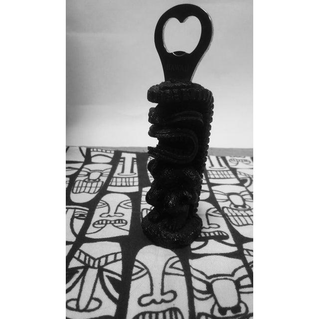 Image of Tiki Figurine Collection Barware Hawaiiana - Set/3