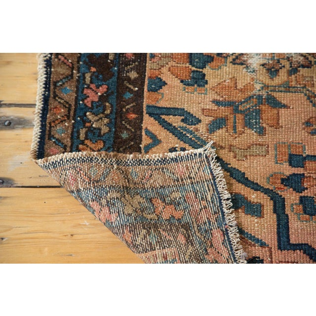 "Antique Lilihan Rug - 3'4"" X 6'1"" - Image 6 of 9"