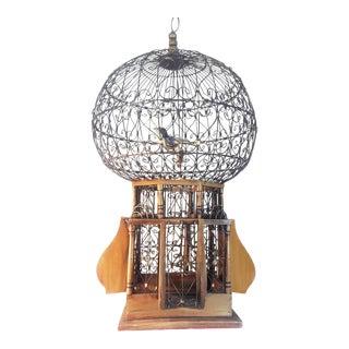Victorian English Bird Cage