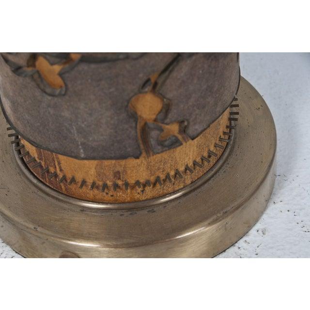 Image of Wallpaper Roll Lamp I