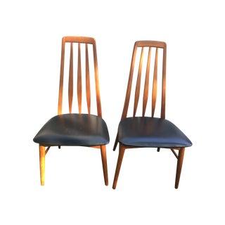 Koefoeds Hornslet Danish Modern Chairs