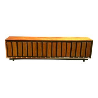 Vintage John Stuart Mid Century Modern Low Credenza/Console/Sideboard