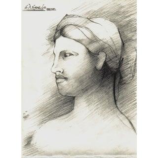 Aletheia Original Drawing