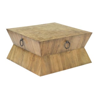 Sarreid LTD Tribal Square Centre Table