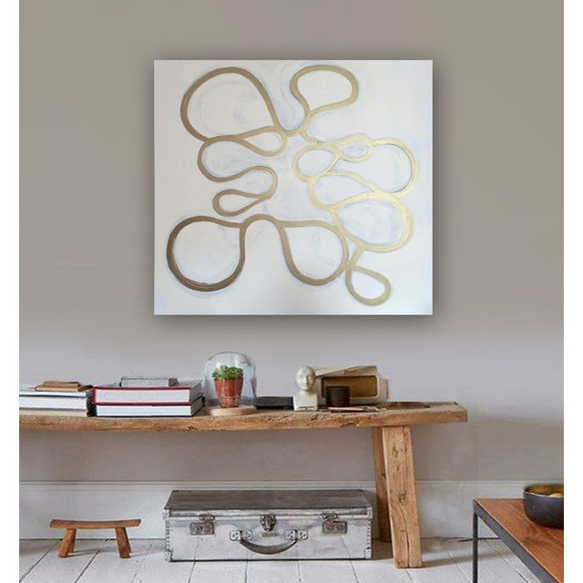 Image of 'Afterthoughts' Original Abstract Painting