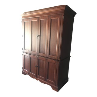 Hooker Furniture Transitional Media Cabinet