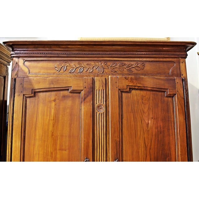 18th C. French Country Armoire - Image 3 of 11